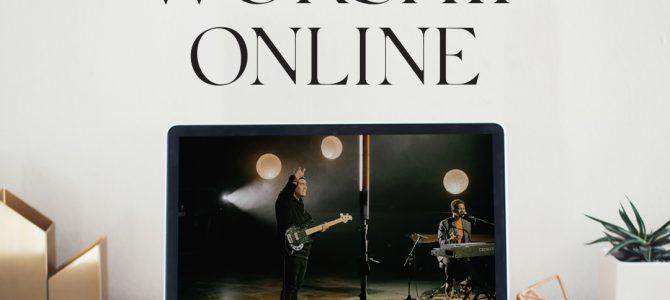 オンライン礼拝への切替えのお知らせ